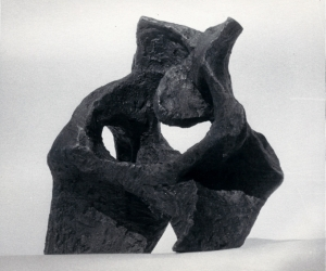 Maquette for Courtyard Piece (Horniblow)