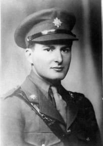 Alan Thornhill, Gloucestershire Regiment.